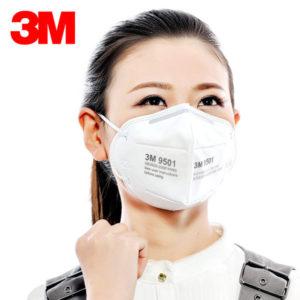 Ansiktsmask Andningsskydd Munskydd FFP2