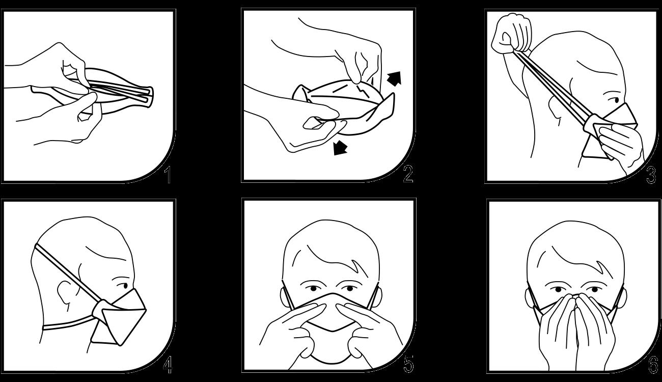 Ansiktsmasker butik i Sverige