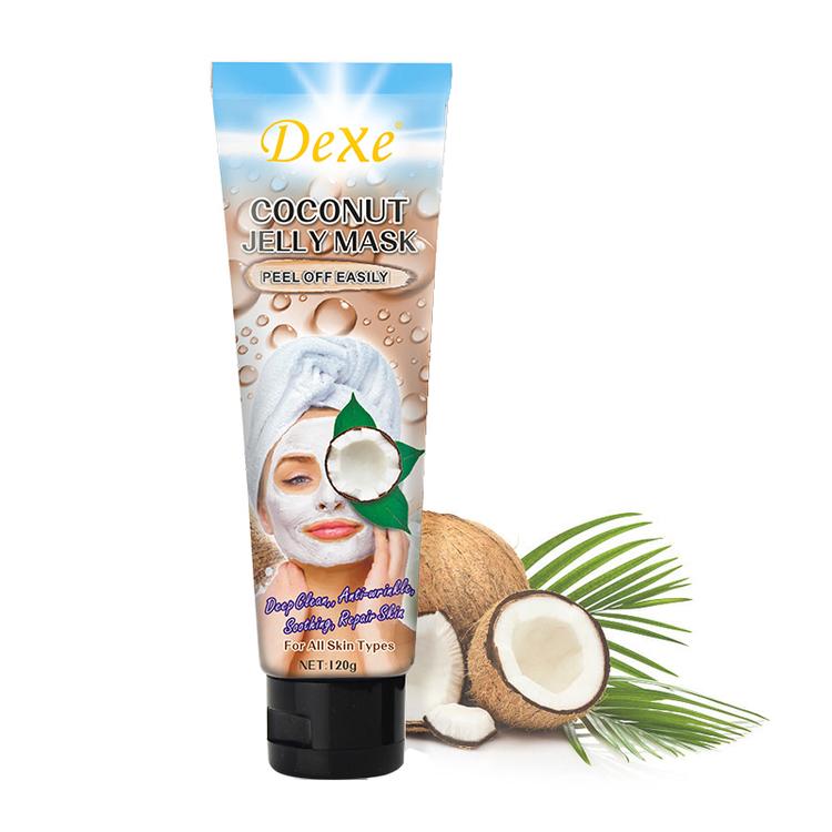 Ansiktsmask kokos Kit Kiwi Kokos Köpa
