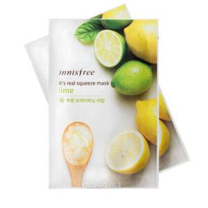 Ansiktsmask Lime