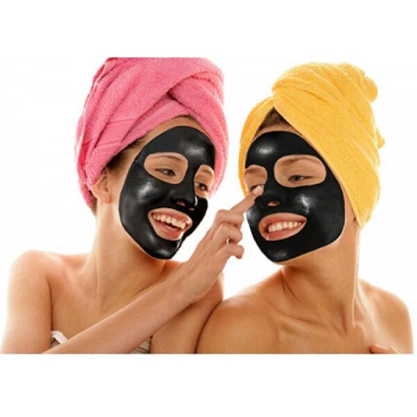 Ansiktsmask rengöring Bra C-vitamin Djuprengörande E vitamin