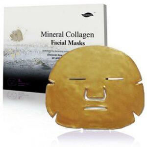 Ansiktsmask guld Hemmagjord Honung
