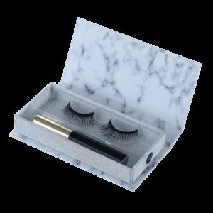 Magnetiska Ögonfransar Eyeliner Kit